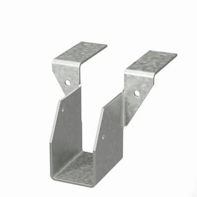 HU Galvanized Top-Flange Joist Hanger for 2x4 Nominal Lumber