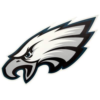 NFL Philadelphia Eagles Outdoor Logo Graphic- Small