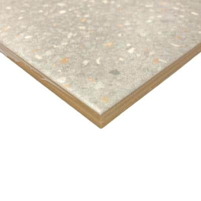 Casablanca Terrazzo Fun Gray 8 in. x 8 in. Matte Ceramic Floor and Wall Tile (12.7 sq. ft./Case)