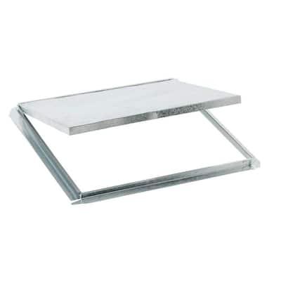 14 in. x 14 in. Galvanized Steel Drywall Tub Access Door