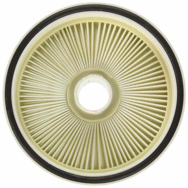 Think Crucial Hepa Style Exhaust Filter Replacement For Shark Nv400 Series Compatible With Part Xfh400 Xfh400 The Home Depot