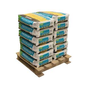 Natural Stone and Large Tile 50 lb. White Premium Mortar (12 Bags / Pallet)