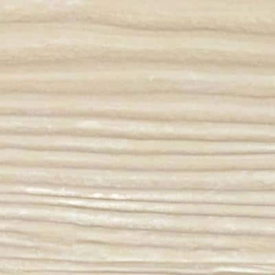 SAMPLE - 6 in. x 6 in. Sandstone White Washed Endurathane Faux Wood Ceiling Beam Material