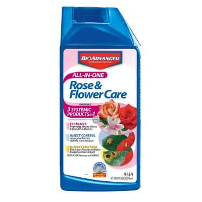 32 oz. Concentrate All-in-1 Rose and Flower Care