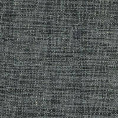 Kenneth James Mindoro Denim Grasscloth Peelable Roll Covers 72 Sq Ft 2732 80041 The Home Depot