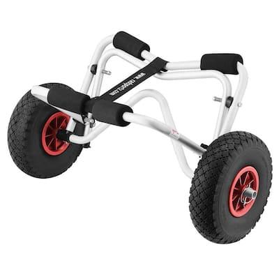 150 lb. Premium Aluminum Kayak Cart with Pneumatic Tires