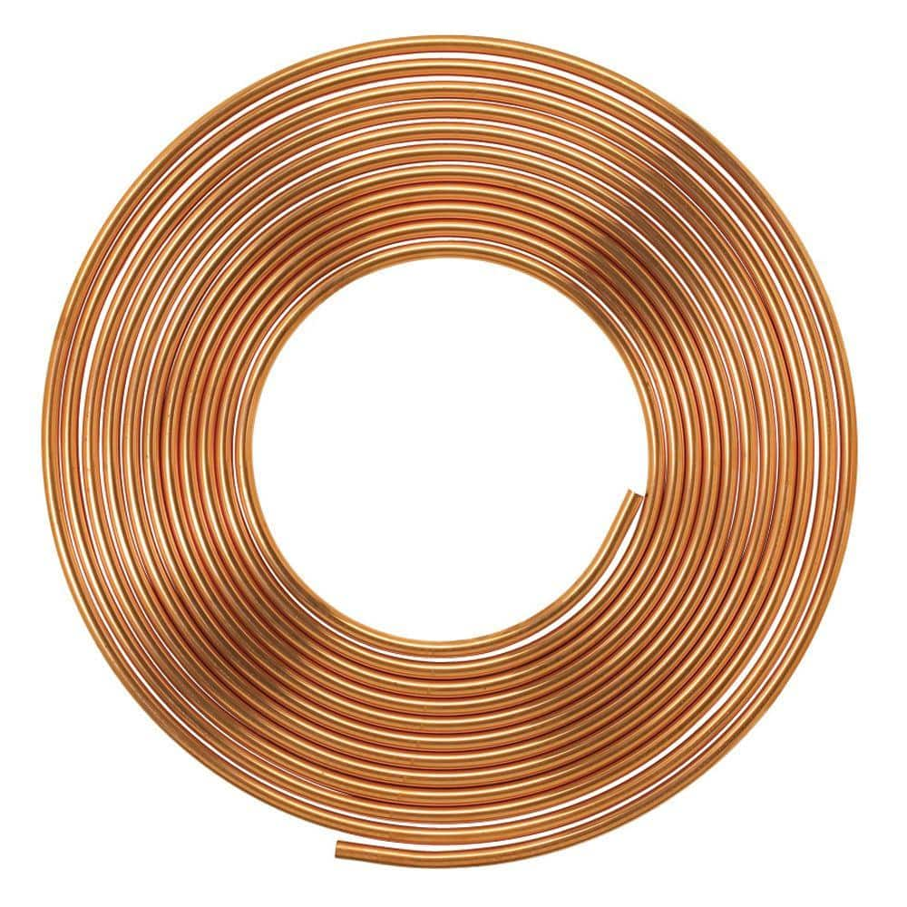 Type K 2.625 Copper Tube 2-1//2 NPS x 24 inches