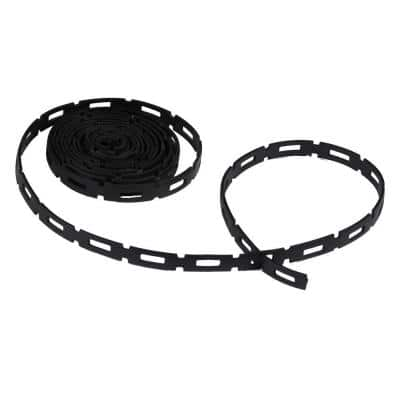 100 ft. Coil 1/2 in. Wide/FirmFlex Chain Lock Tree Tie