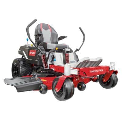 50 in. 24.5 HP TimeCutter IronForged Deck Commercial V-Twin Gas Dual Hydrostatic Zero Turn Riding Mower with MyRIDE