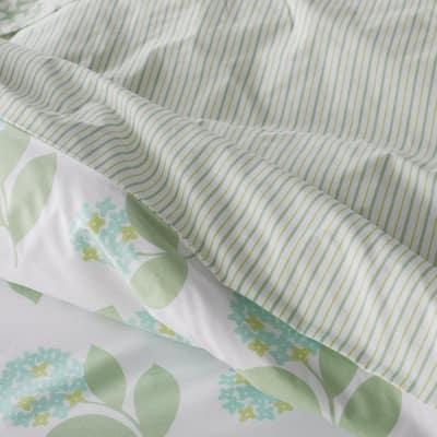 Company Cotton™ Hydrangea Floral Percale Duvet Cover