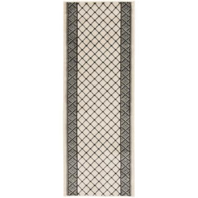 Stratford Bedford Birch/Sterling 33 in. x Your Choice Length Stair Runner
