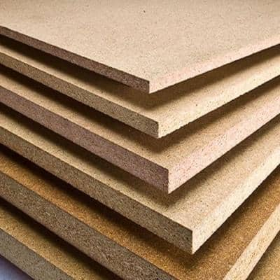 3/4 in. x 4 ft. x 8 ft. Particle Board Panel