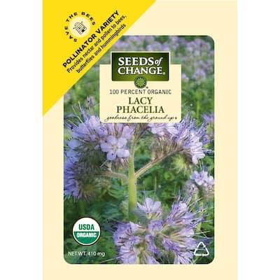 410 mg Lacy Phacelia Flower Seed