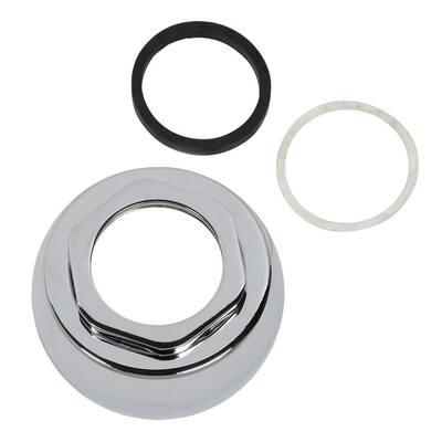 1.5 in. Spud Assembly Kit, Polished Chrome