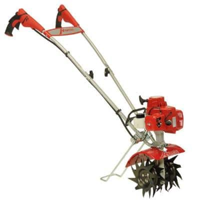 21cc 2-Cycle Plus Gas Mini Tiller with FastStart