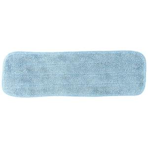 18 in. Microfiber Wet Mop Pad Refills (3-Pack)