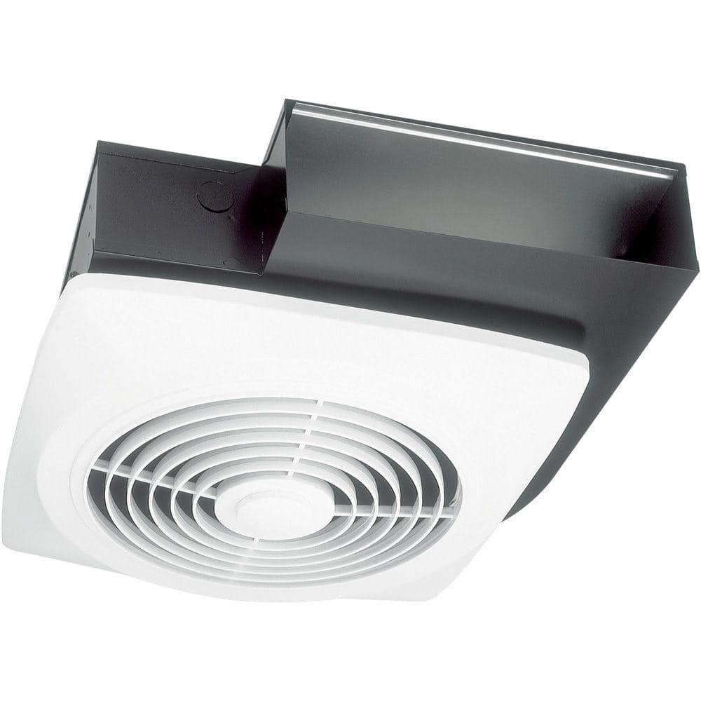 Broan Nutone 270 Cfm Wall Ceiling Side Discharge Exhaust Fan 502 The Home Depot