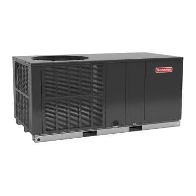 2.5 Ton 14 SEER R-410A Horizontal Package Air Conditioner Heat Pump