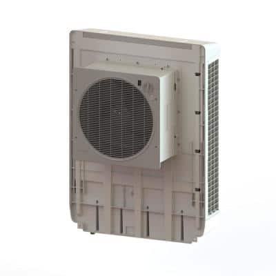 4,500 CFM 3-Speed Window Evaporative Cooler