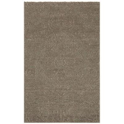 Francesca Grey 8 ft. x 10 ft. Indoor Area Rug