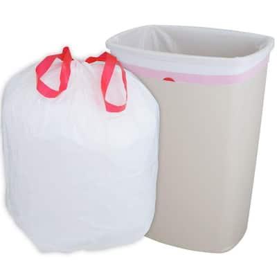 13 Gal. Drawstring Kitchen Trash Bags (300-Count)