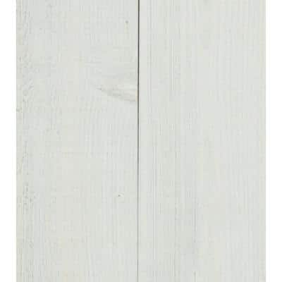 3/8 in. x 5-1/2 in. x 47-1/2 in. Coastal Ivory Planking (2 Boxes per Carton) - 29 Sq. Ft.