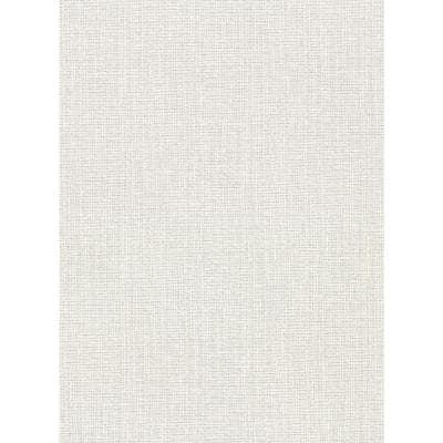 Claremont Light Grey Faux Grasscloth Vinyl Strippable Roll (Covers 60.8 sq. ft.)