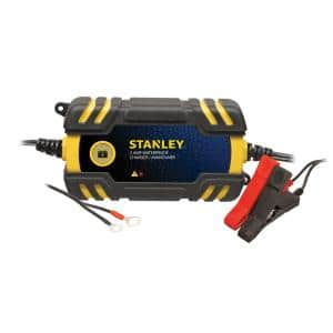 12-Volt Waterproof Car Battery Charger and Maintainer