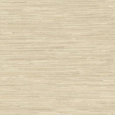Avery Weave Cream Peel and Stick Wallpaper Sample