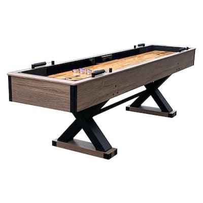 Excalibur 9 ft. Shuffleboard Table
