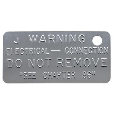 Grounding Code Tag