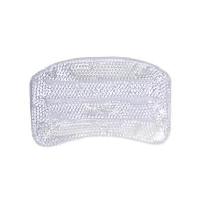 Suction Cup Bath Pillow with Gel Beads