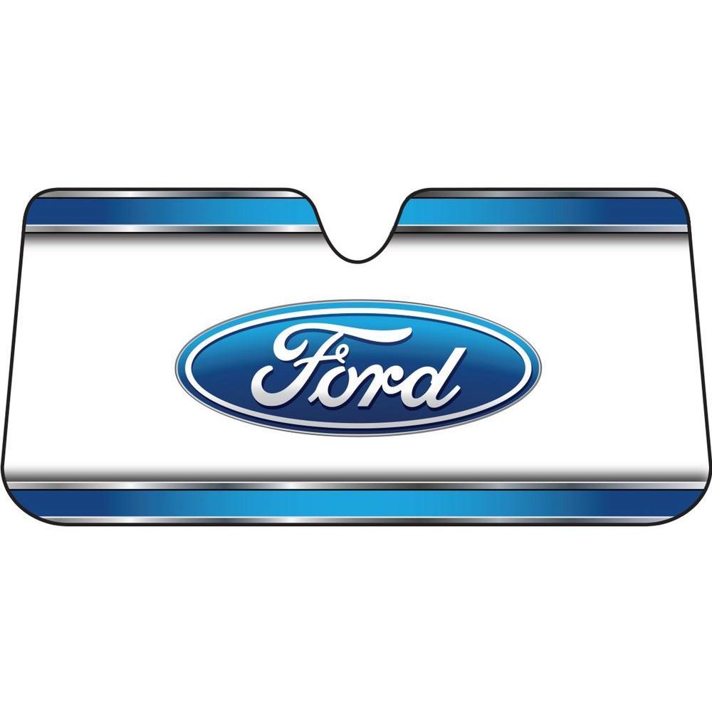 Ford Elite Accordion Windshield Sunshade