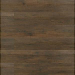 7.13 in. W x 48.03 in. L Bralton Oak Rigid Core Click Lock Luxury Vinyl Plank Flooring (23.77 sq. ft./case)