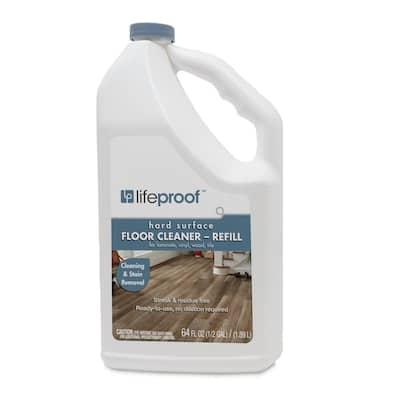 Lifeproof Spray Bottle Hard Surface Floor Cleaner Refill