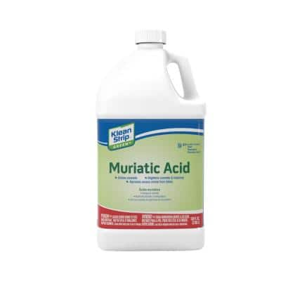 1 Gal. Green Muriatic Acid (2-Pack)