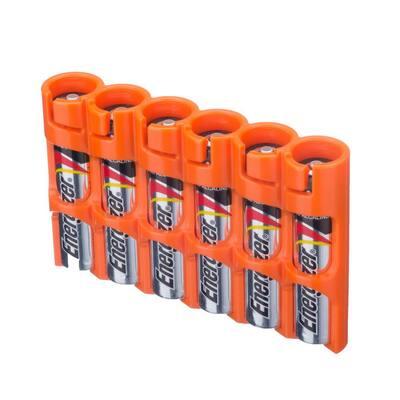 Slim Line AAA Battery Organizer and Dispenser