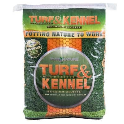 25 lb. Premium Zeolite Turf and Kennel Deodorizer