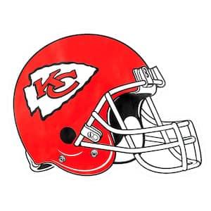 NFL Kansas City Chiefs Outdoor Helmet Graphic- Large