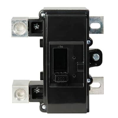 QO 200 Amp 22k AIR QOM2 Frame Size Main Circuit Breaker for QO and Homeline Load Centers