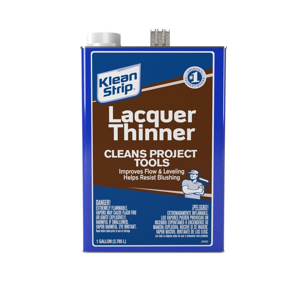 1 Gal. Lacquer Thinner - South Coast Formula