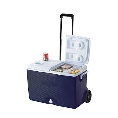 60 Qt. Wheeled Cooler
