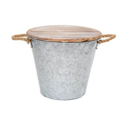 70 oz. Galvanized Bucket Citronella Candle
