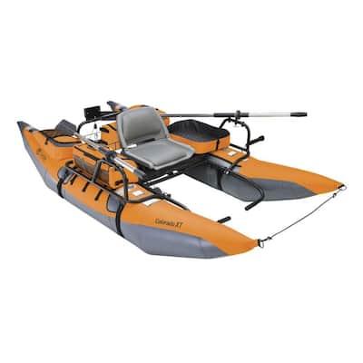 Colorado XT Pontoon Boat