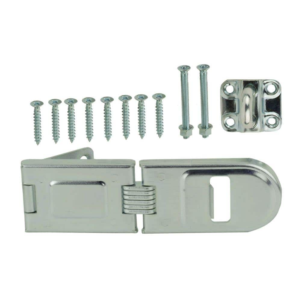 6-hole Industrial Safety Hasp Safety for Small Doors Cabinets Aluminum Row Safety Hasp Lock