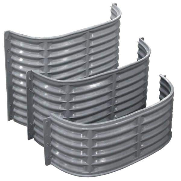 https www homedepot com p shape products 37 in x 24 in gray plastic straight window well 3724awe 310205782