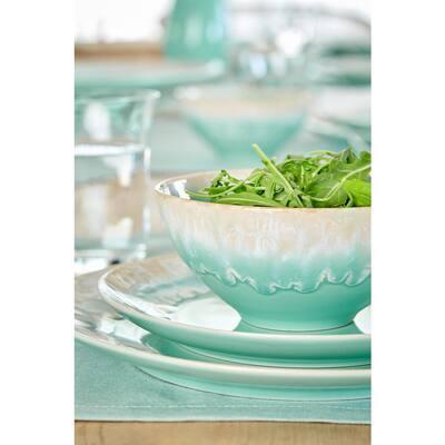 Taormina Aqua Salad Plate (Set of 6)
