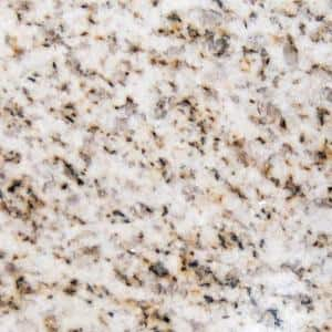 4 in. x 4 in. Golden Hill Granite Sample