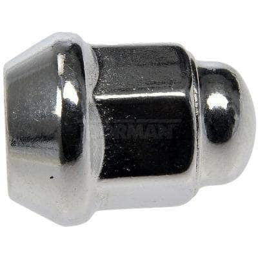 Wheel Nut M12-1.25 Metric - 17mm Hex - 28mm Length
