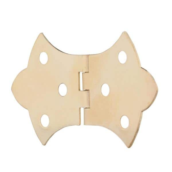 Jewelry box hinges Butterfly hinges--26mmx20mm Parliament hinges 18pcs Gold color metal hinges 20mm Decorative hinges